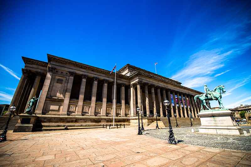 St. George's Hall - Liverpool Wedding Venue in City Centre
